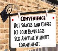 Relationships of Convenience