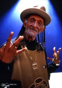 older rapper