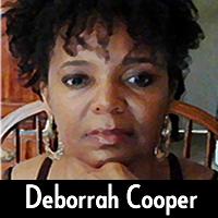 Deborrah Cooper - Speaker Writer Blogger
