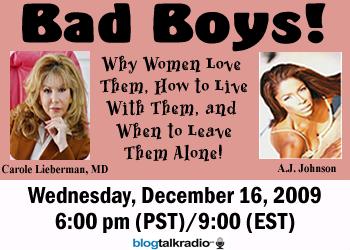 women love bad guys